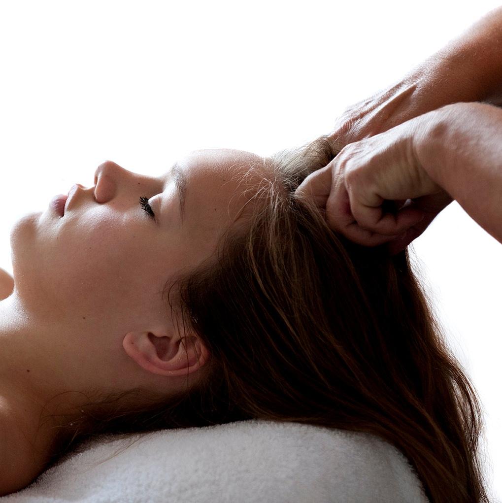 groot massage donkere huid