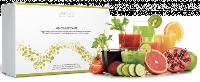 LavieSage Cleanse & Revitalise Kit